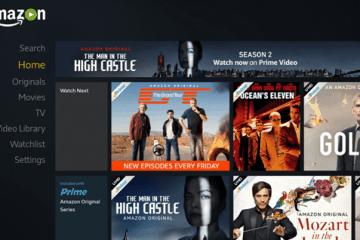 Como assistir o Amazon Prime no Android?