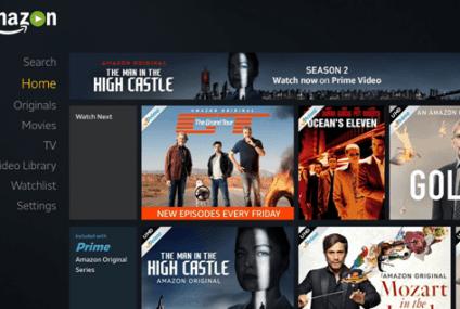 Regarder Amazon Prime sur Android