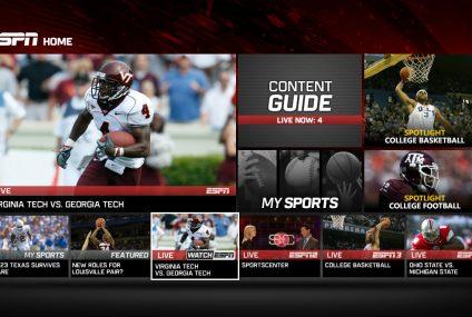How to stream ESPN