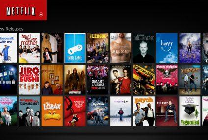 Restrictions d'accès, ou Netflix vs. le reste du monde.