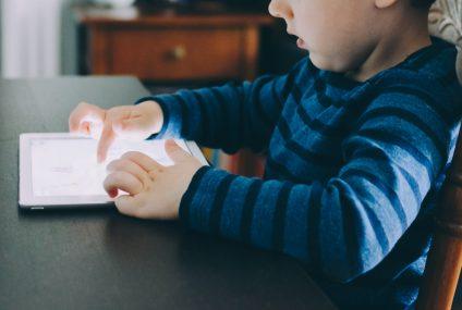 Assistindo o Hulu no iPad no Reino Unido