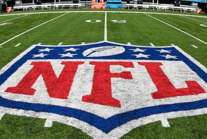 Viendo la NFL
