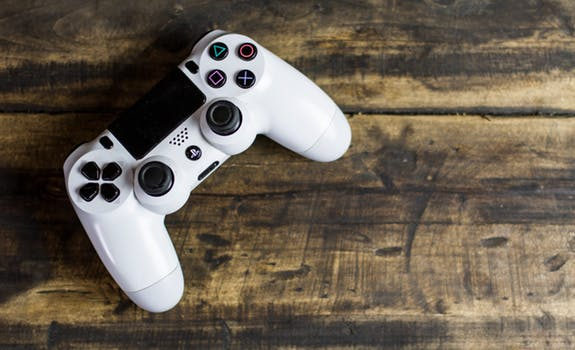 playstation white