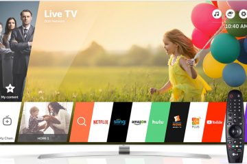 How to connect your LG Smart TV to the Shellfire Box