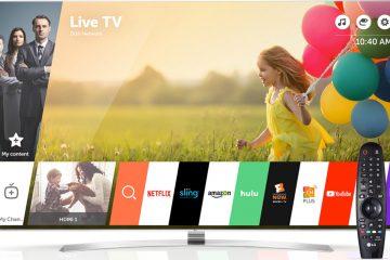 Como conectar sua LG Smart TV à Shellfire Box