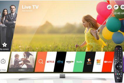 Come collegare la tua Smart TV LG al Box Shellfire