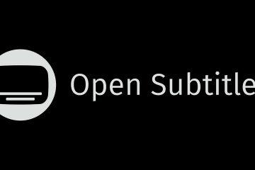 Add subtitles to Kodi with Opensubtitles
