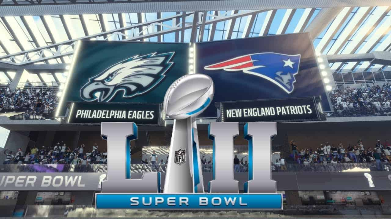 Super Bowl Recent Games