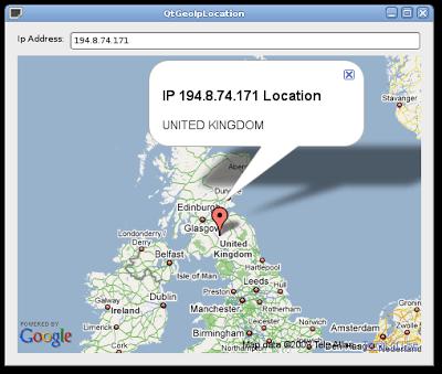 Virgin TV Geo-Location