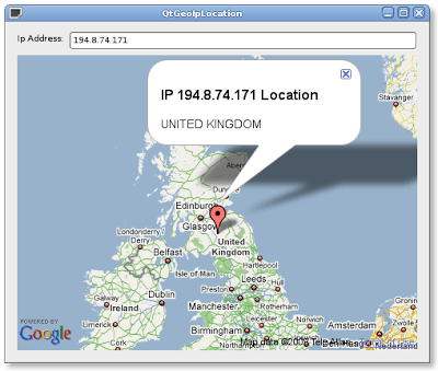 Virgin TV Geo-Location