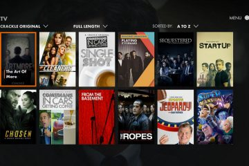 How to watch Crackle US in other parts of the World