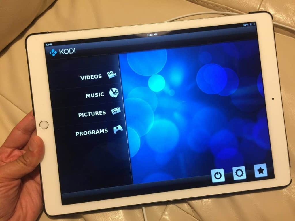 Kodi On iOS