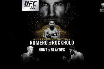 Regarder UFC 221