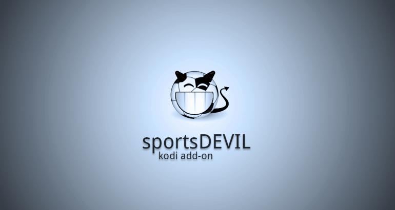 SportsDevil Kodi-Add-On
