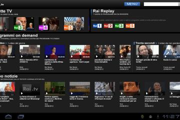 Cómo ver Rai TV en línea fuera de Italia