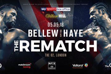 Come guardare l'incontro tra David Haye e Tony Bellew Online