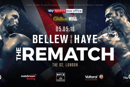 How to Watch David Haye vs Tony Bellew Online