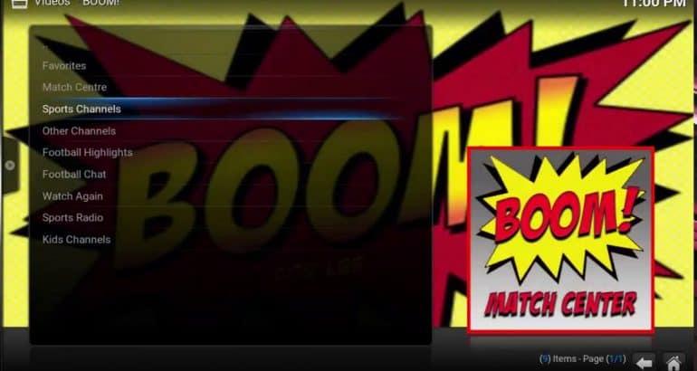 Boom Kodi