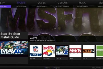 Como instalar o Lite Build do Misfit Mods no Kodi