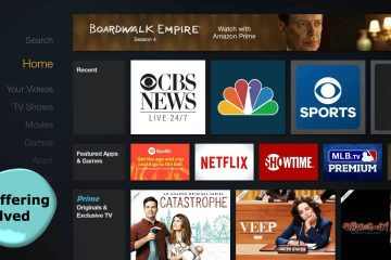How to solve Firestick Buffering Issues with Kodi