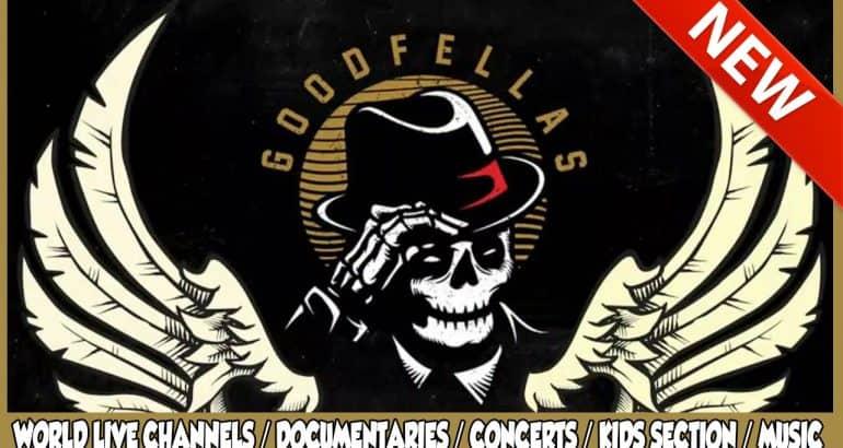 Goodfellas-2.0 Kodi Addon New