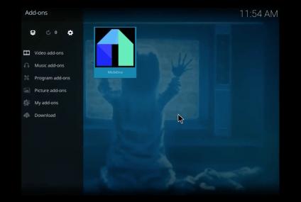 Wie du das Mobdina Add-On für Kodi installierst