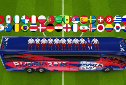 Como transmitir a Copa do Mundo da FIFA 2018 no exterior