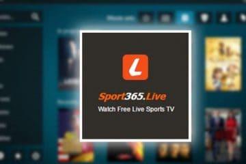 Come installare l'add-on Sport 365 Live nel 2019