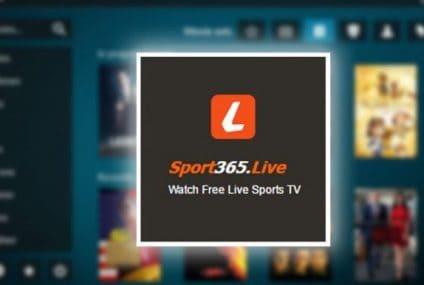 Como instalar o add-on Sports 365 Live em 2020