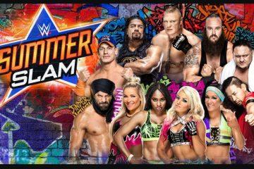 Wie du WWE SummerSlam online anschauen kannst