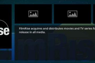 FilmRise – Das Add-On für Spielfilme, Dokumentationen und Serien