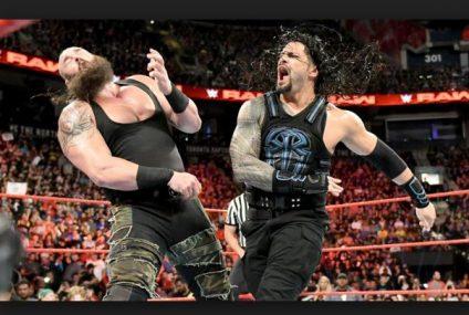 WWE Infierno en la Jaula Edición 2018
