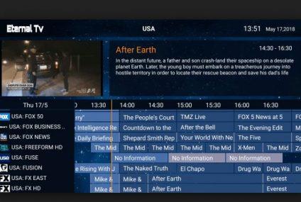 Cómo instalar el Add-on de Eternal TV