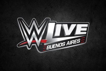 Accéder à WWE Live Buenos Aires sur Kodi