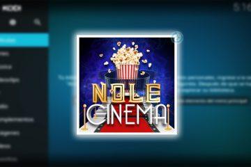 Addon de Kodi Nole Cinema