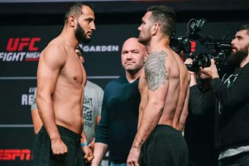 Come guardare la UFC Fight Night – Reyes contro Weidman su Kodi e Android
