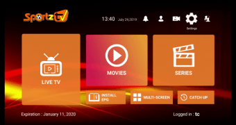 Cómo Instalar Sportz TV en Firestick y Android
