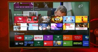 Usando un Android Smart TV para Ver los Mejores Programas Disponibles