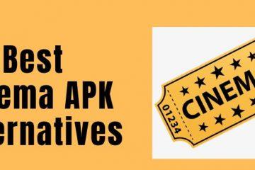 5 Mejores Alternativas para Cinema HD APK en 2020