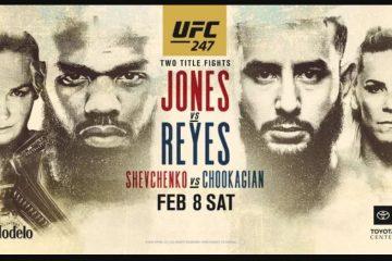 UFC 247 auf Kodi und Android anschauen