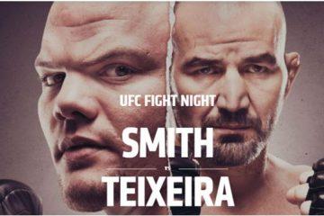 Accéder à l'UFC Fight Night SMITH vs. TEIXEIRA sur Kodi et Android