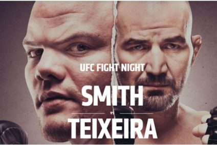 How to Watch UFC Fight Night SMITH VS TEIXEIRA on Kodi and Android