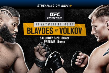 Das beste Add-On, um UFC Fight Night Blaydes vs. Volkov zu schauen