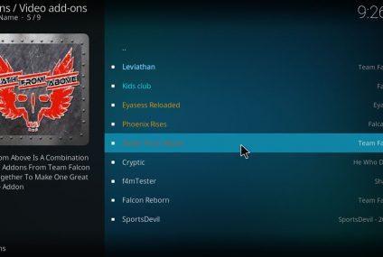 El Último Método Funcional para Instalar el Addon Death From Above Kodi con Nuevo Repo