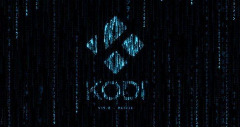 Sopravvivere all'apocalisse di Kodi 19 Matrix