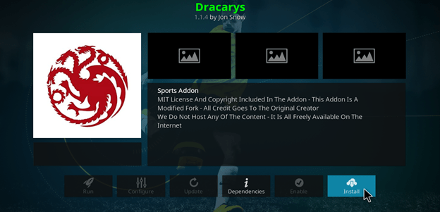 How to Install Dracarys Kodi Addon – Stream US Live TV for Free in 2021