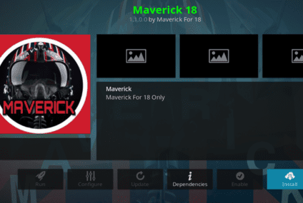 Cómo Instalar Maverick 18 (Maverich 2021) Addon de Kodi (Actualización Octubre 2021)