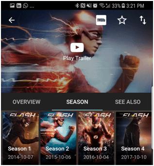 Terrarium TV Android App