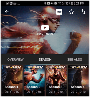 Terrarium TV Android App