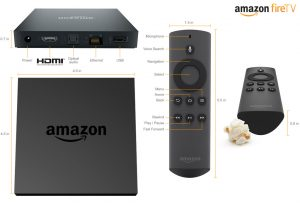 Amazon Fire Stick Set